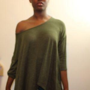 Arizona Jean Jrs. Plus Oversized Sweater